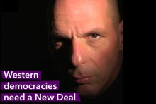 Yanis Varoufakis New Deal