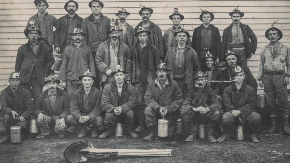 Arbeitswelt Bergbau, Grundeinkommen