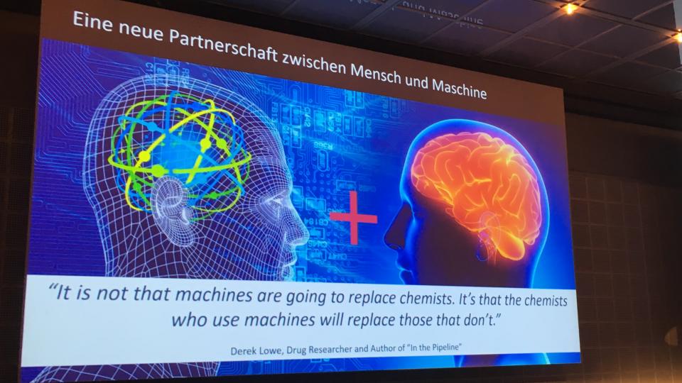 Maschine-Mensch, wohin geht es?