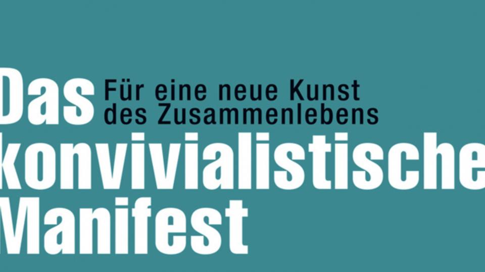 Konvivialistisches Manifest